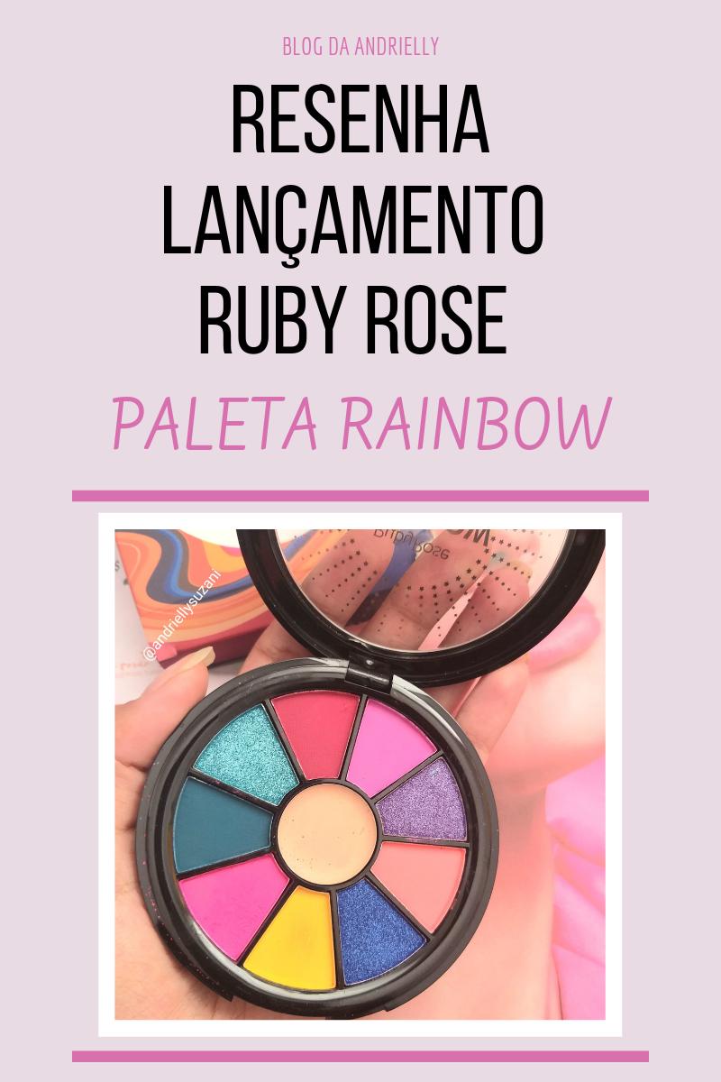 RUBY ROSE LANÇAMENTO
