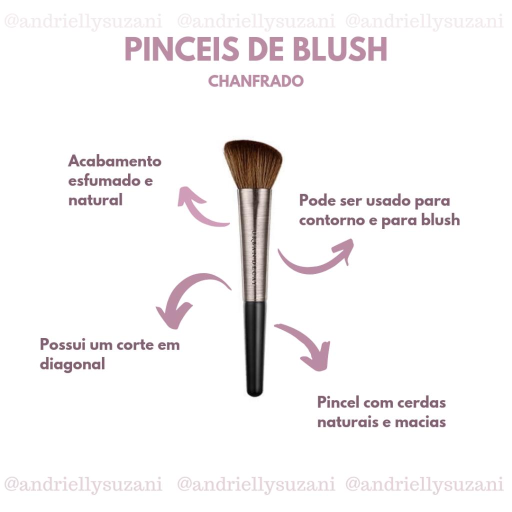pincel de blush
