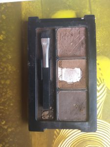 Project Panning makeup