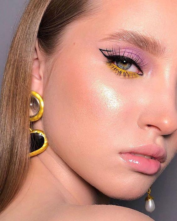 tendencias de maquiagem outono inverno 2020
