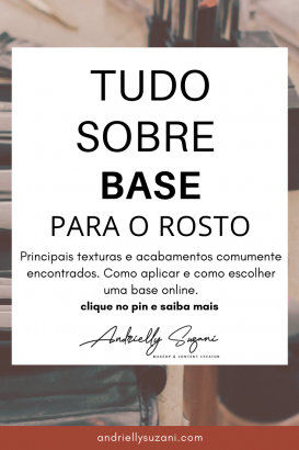 base facial como usar
