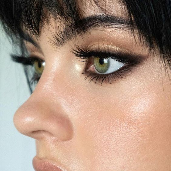 fox eyes maquiagem