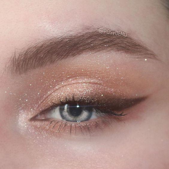 olhos de raposa maquiagem