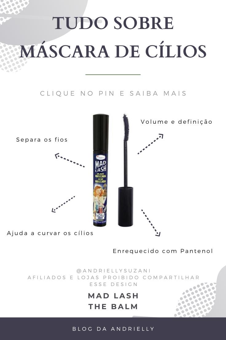 mascara de cilios the balm mad lash