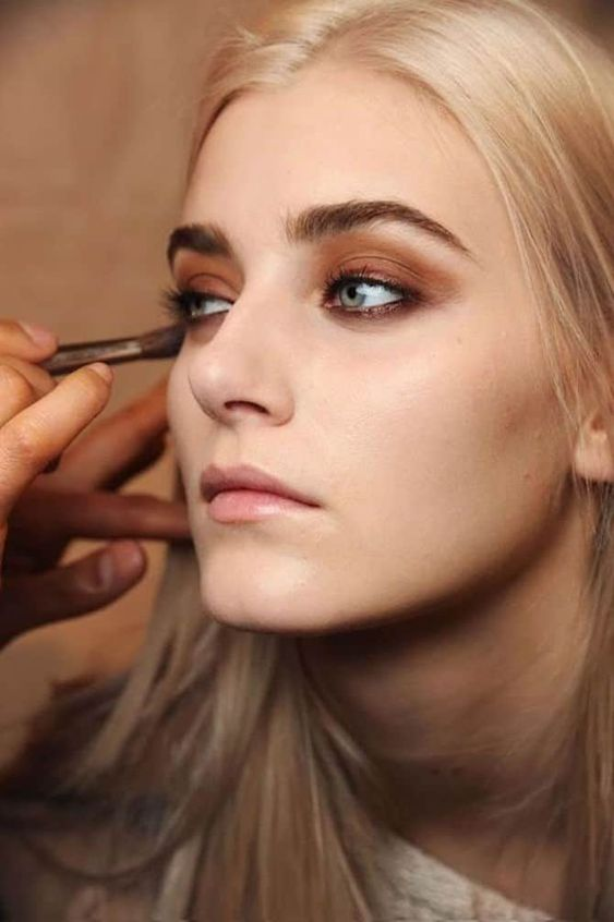 tendências de maquiagem primavera verão 2021