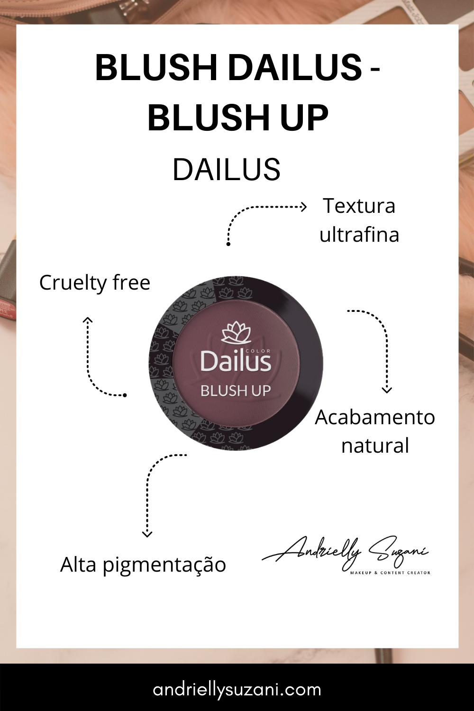 Blush Dailus