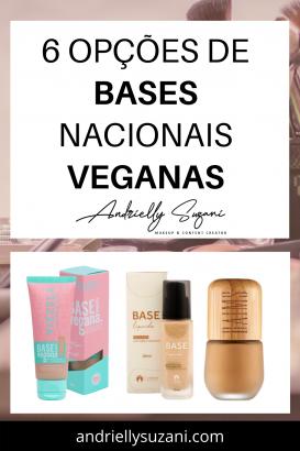 bases nacionais veganas