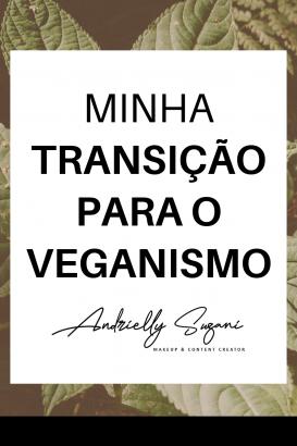 transição veganismo